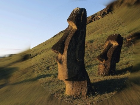 Moai-Statues-Easter-Island-Chile