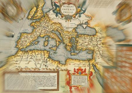 The Ancient Roman Empire