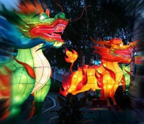 Amazingedit Lantern Festival - China
