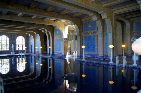 Roman Pool of Hearst Castle