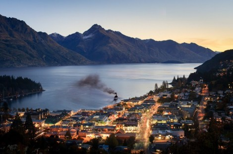 a x testo 4 Queenstown, New Zealand