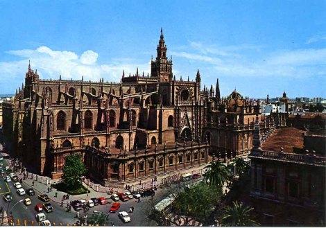 a x testo Siviglia Cattedrale
