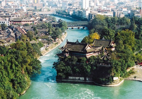 Dujiangyan-Irrigation-System  2