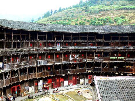 fujian tulou hakka houses 1