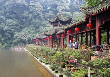 Mount Qingcheng 3