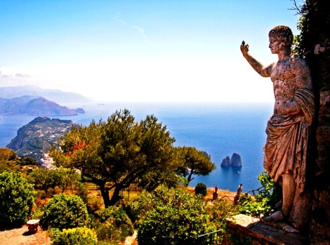 Alla scoperta dell'Isola di Capri